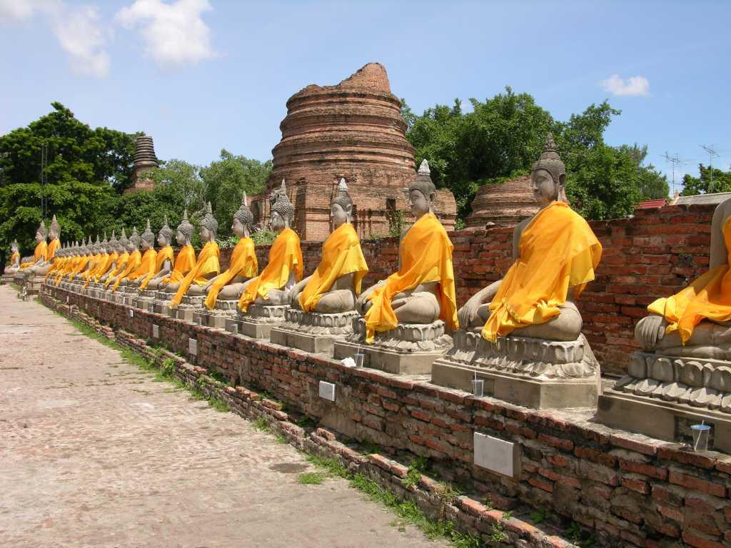 Ayutthaya, antigua capital